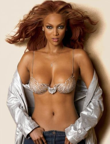 how big is tyra banks