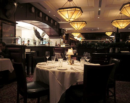 The Capital Grille Restaurant Chevy Chase Md