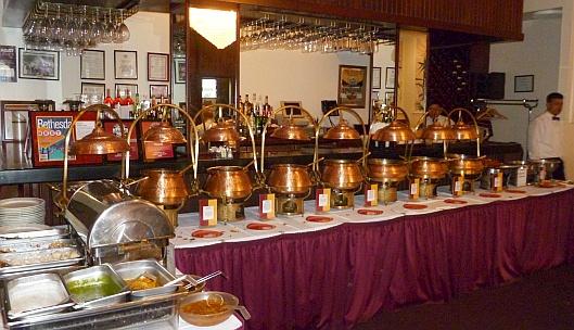 Haandi Indian Restaurant In Bethesda