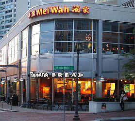 Asian restaurant dc help you?
