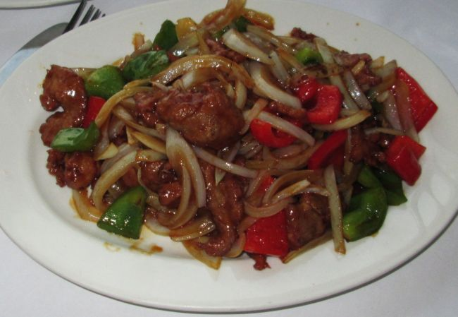 Pepper Steak With Onion Chinese Pepper steak with onion
