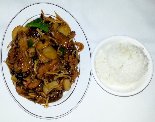 Tony Cheng's Seafood Restaurant review