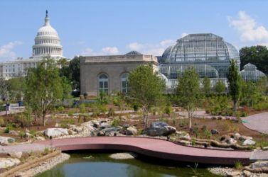 tour of the us botanic garden in washington dc - Botanical Garden Washington Dc