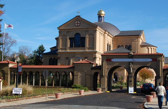 Tour Of The Franciscan Monastery In Washington D C