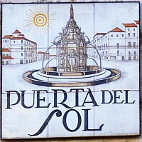 What to see in madrid spain for Parking puerta del sol