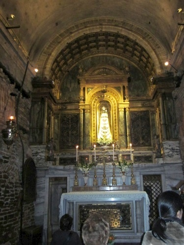 Loreto Italy The Shrine Of The Holy House