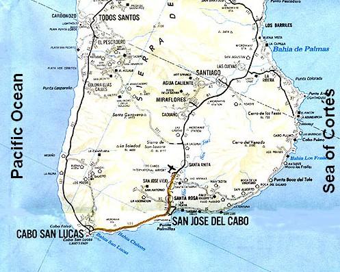 Cabo San Lucas Mexico A seaside resort in Baja California