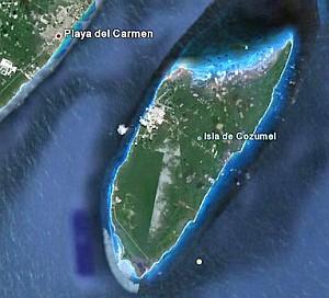 Cozumel Mexico S Largest Island