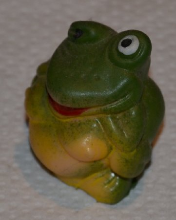 Frog Collection - One-eyed frog