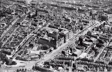Rotterdam before World War II