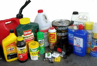 Household poisons for adults