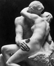 Auguste Rodin - The Kiss