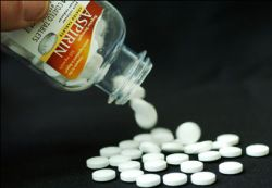 Aspirin can give you ulcers