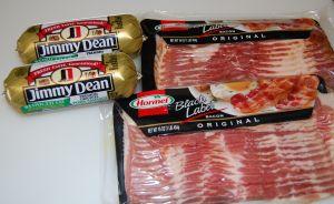 Free Bacon, Free Sausage