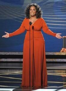 Oprah Winfrey 2008