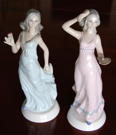 Porcelain Girls