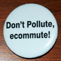 Don't Pollute e-commute