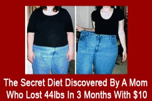 Weight loss fake pictures
