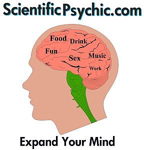 Scientific Psychic Brain