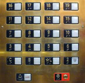 Answer To The Numerology Problem In The Elevator Buttons
