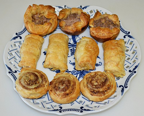 How To Make Flaky Puff Pastry Puff Pastry Recipe